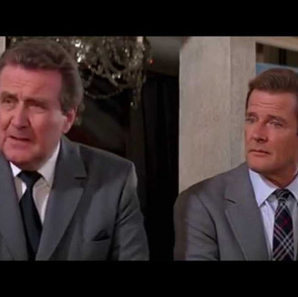James Bond Dangereusement Votre