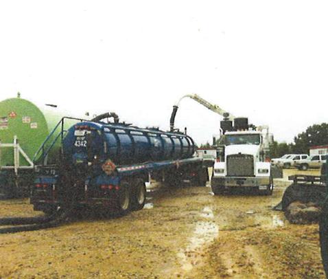 Load Vac Truck