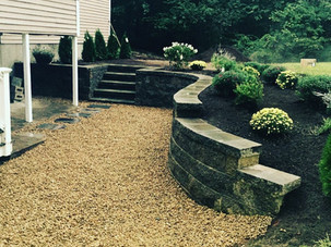 Retaining wall, Landscape Design