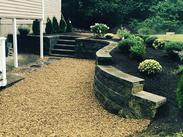 Retaining wall, Landscape Design