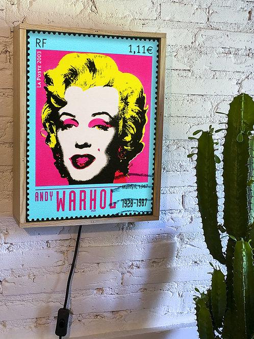 Marilyn par Andy Warhol