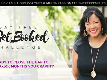Confidence to Make 5k-10k Months (PLUS a free challenge!)!