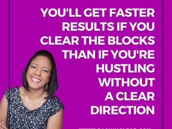 The Secret To Getting Faster Results