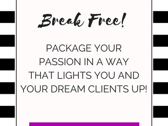 Wondering What's The Best Way to Package Your Passion?