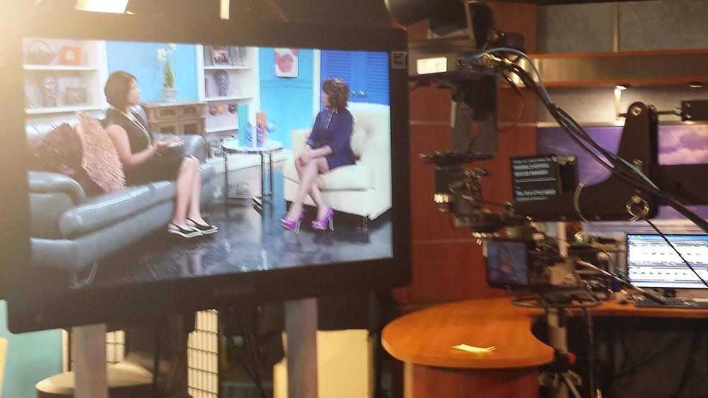 La entrevista de TV