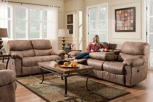 Santa Fe Silt Reclining Livingroom Set