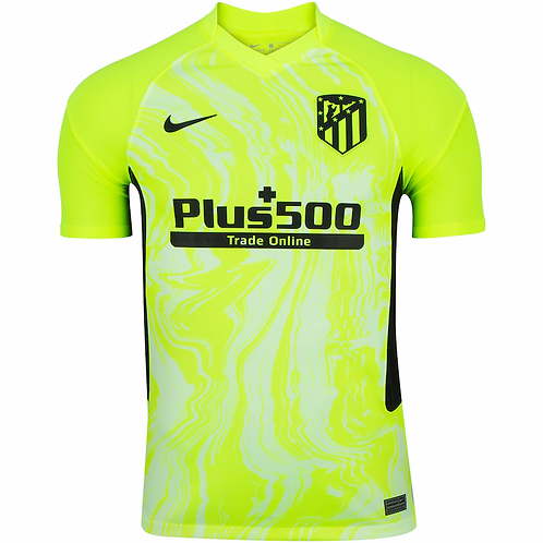 Atlético de Madrid 3 | 20/21