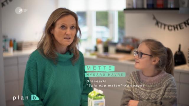 """""""Spis opp maten"""" på tysk tv"""