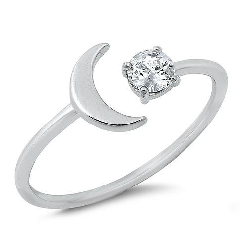 Shiny Moon Ring