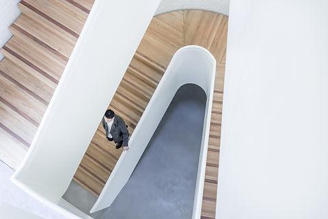 現代の階段