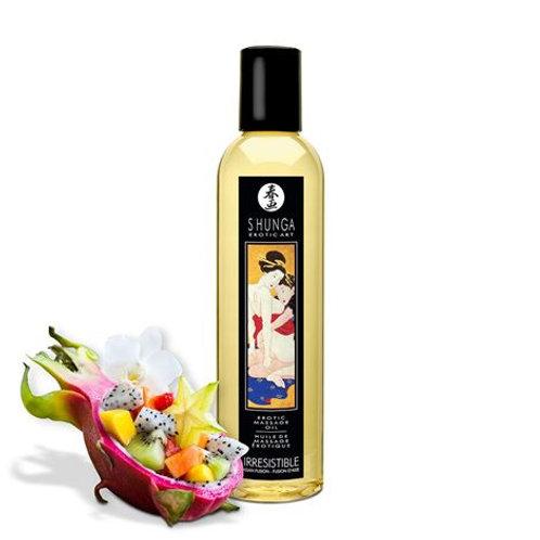 Shunga Massage Oil Asian Fusion (Irresistible)