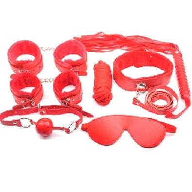 7 PCS Red SM Kit