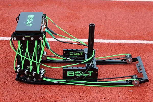 Power and speed sled training