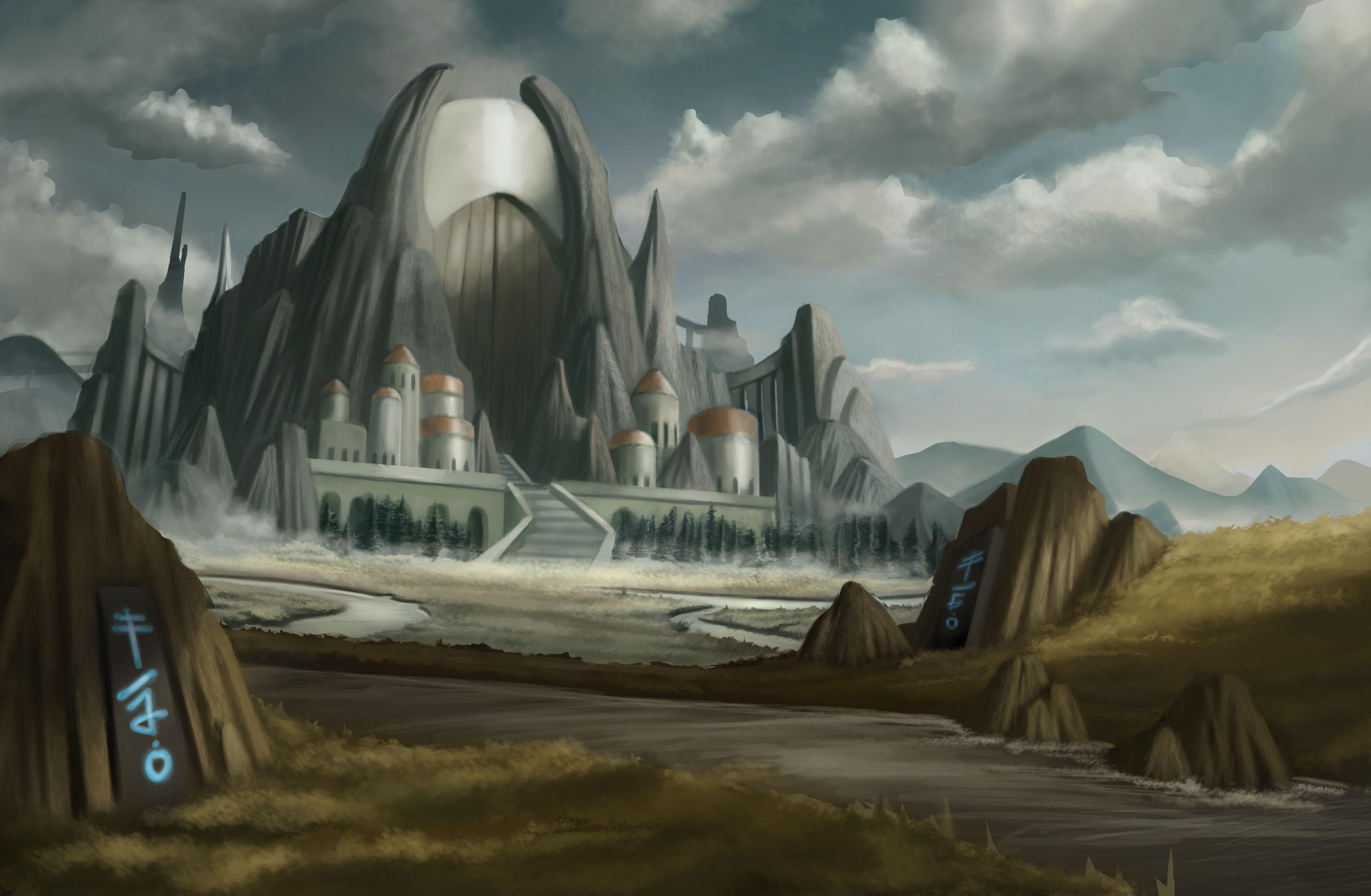 Midogari Fortress