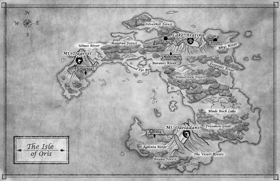 The Isle of Oris