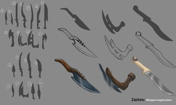 Zastos Weapons