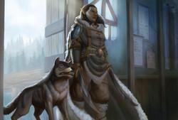 Palka, Twinfang Ranger