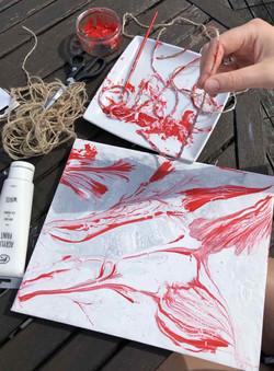 Virtual-Banksy-Painting-Workshop-In-Prog