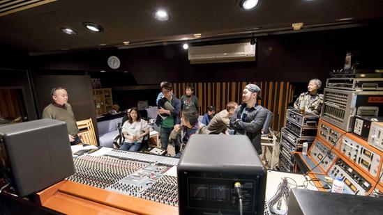 INSIDE RECORDING