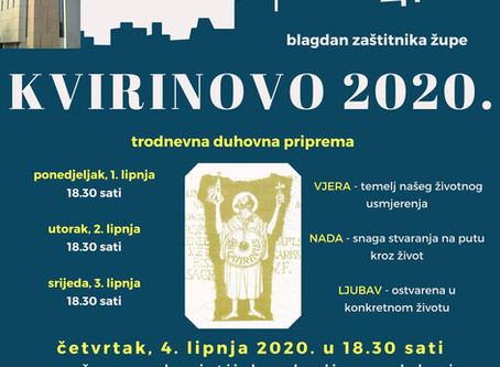 KVIRINOVO 2020.