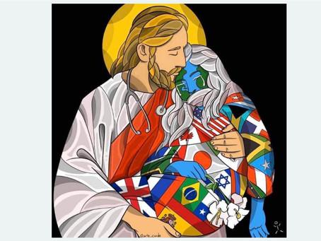 Molitva u vremenu širenja bolesti i zaraze
