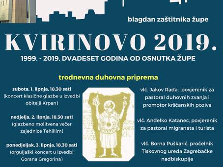 KVIRINOVO 2019.