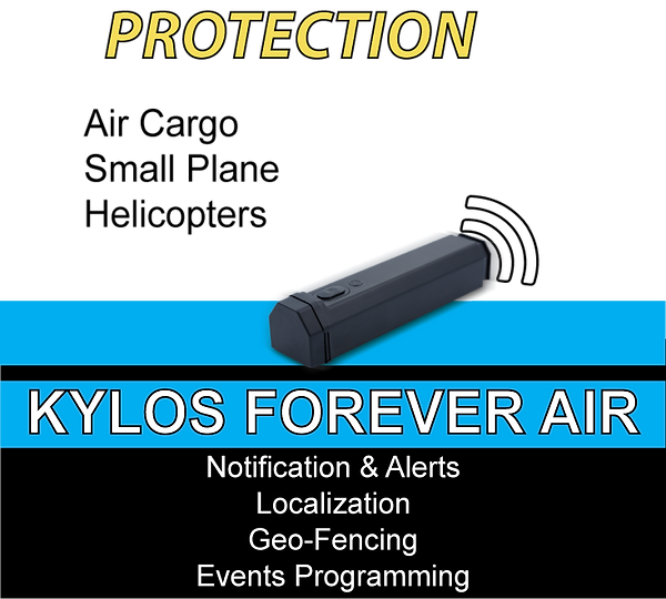 Advanced Air Tracking System for Aircraft and Air Cargo