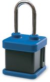 Watchlock Cube, GPS Padlock for Customs, GPS Tracker for Customs, GPS Tracker for Container, Real-Time Information, Electronic Seal, Geofencing, Cargo Location, Mobile App, Control Center, 3G Connectivity, Open & Close Door Alert.