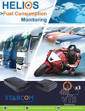 Helios Fuel Consumption, Fleet Manegement, GPS, GPS Vehicle Tracker, GPS Bus Tracker, GPS Public Transportation Tracker
