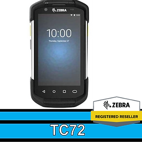 TC72 Android Touch Computer, Wi-Fi connections via 2x2 Multiple-User Multiple Input Multiple Output, Touch Computer for Work, Mobile for Wok, Wi-Fi performance, centralized control, GMS, VLC, LED, 1D or 2D barcode