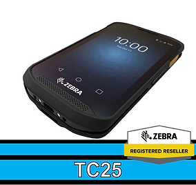 TC25 Mobile Computer, Smartphone for Work, Barcode Scanner 1D, 2D, Handheld, RFID Scanner, Android Nougat 7x