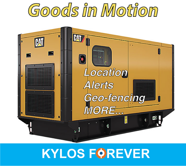 Remote Electrical Plant Protection, GPS, GPS Location, GPS Geofencing, Perimeter Alerts, Light Sensor, Independent Energy, Assets Protection, Remote Assets Protection, Temperature Alerts, GPS Power Generator, GPS Mining Equipment, GPS Construction Equipment, Acelerometer, GPS for Valuable Goods, Starcom Systems, Kylos, Kylos Forever