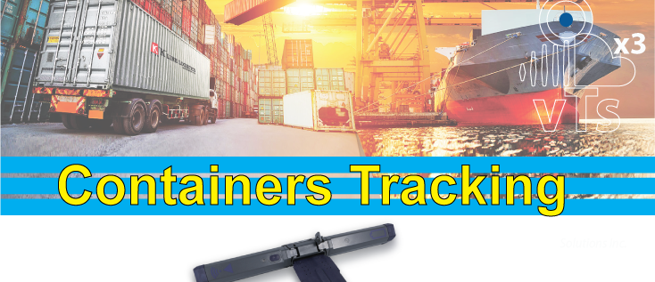 Starcom Tetis R GPS 3G Refrigerated Container Tracking System