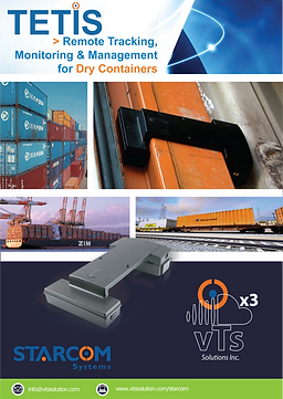 TETIS, Cargo, Container Tracking, Cargo Tracking, Online Tracking, Shipping Container Tracking, Light sensor, Light sensor for Container, Temperature Sensor, Humidity Sensor, Container Management Solution, GPS, GPRS, GPS Map