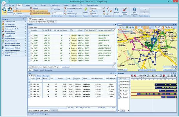 PTV Route Optimizer, route optimizer, SAP integration, S4HANA, C4HANA