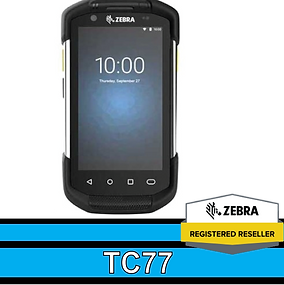 TC77 Android Touch Computer, Wi-Fi connections via 2x2 Multiple-User Multiple Input Multiple Output, Touch Computer for Work, Mobile for Wok, Wi-Fi performance, centralized control, GMS, VLC, LED, 1D or 2D barcode