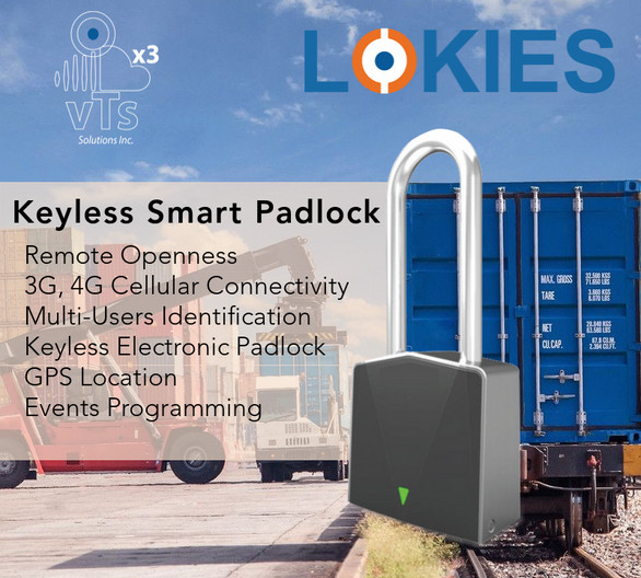 DEVICES OF HIGH-SECURITY FOR THE LOGISTICS CHAIN AND TRANSPORTATION
