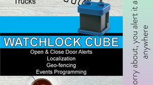 GPS Padlock for protection of your goods