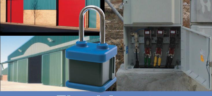 Starcom Watchlock Cube 3G GPS Tracking Locking System