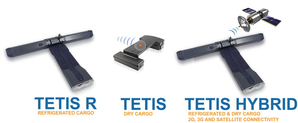 TETIS, TETIS R, TETIS R HYBRID, Cargo, Container Tracking, Cargo Tracking, Online Tracking, Shipping Container Tracking, Light sensor, Light sensor for Container, Temperature Sensor, Humidity Sensor, Container Management Solution, GPS, GPRS, GPS Map
