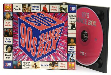 90's Dance Box