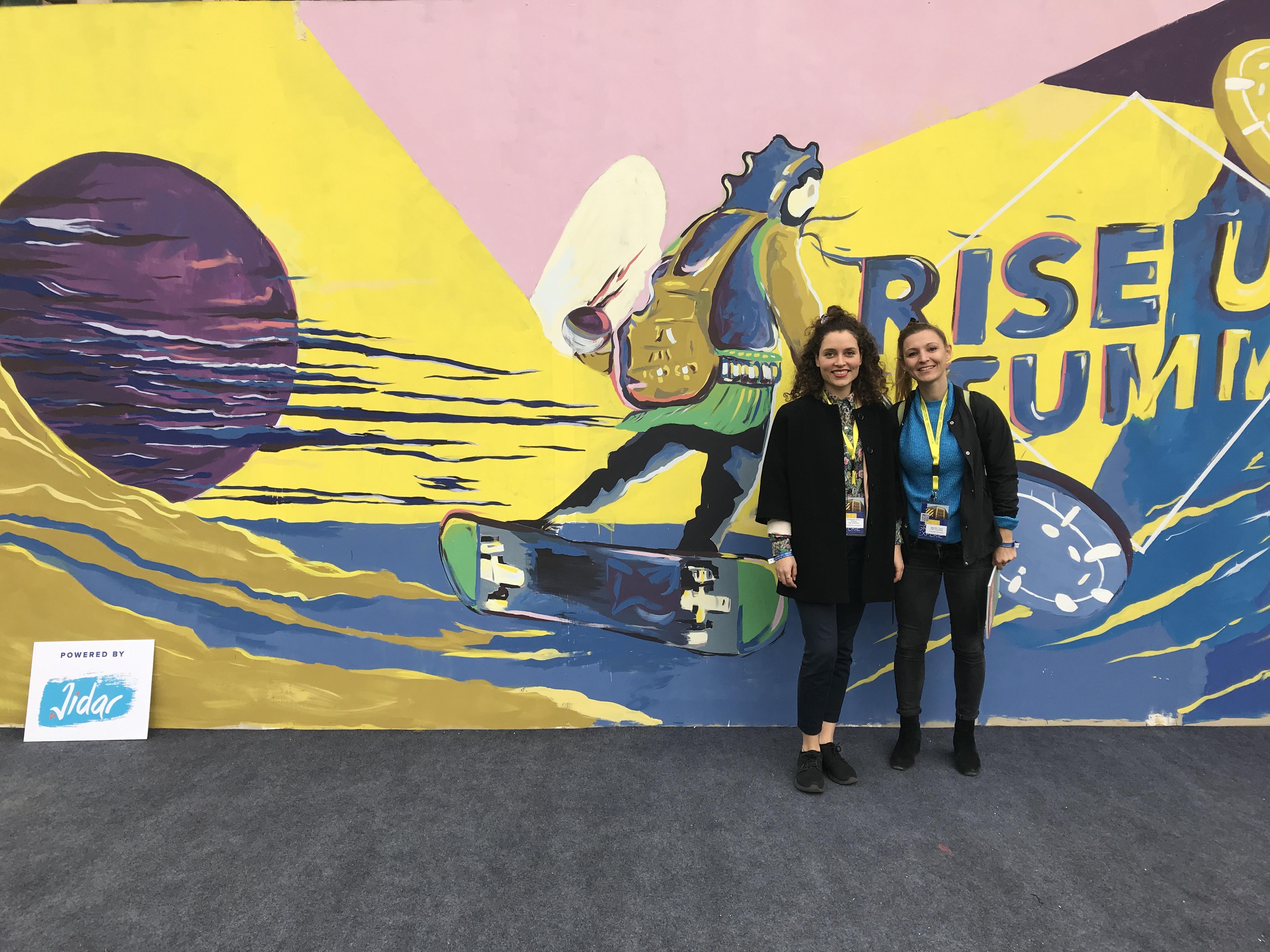 Rise Up Summit Kairo