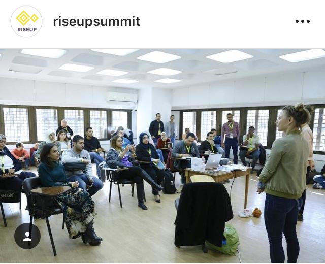 RiseUp Summit Kairo