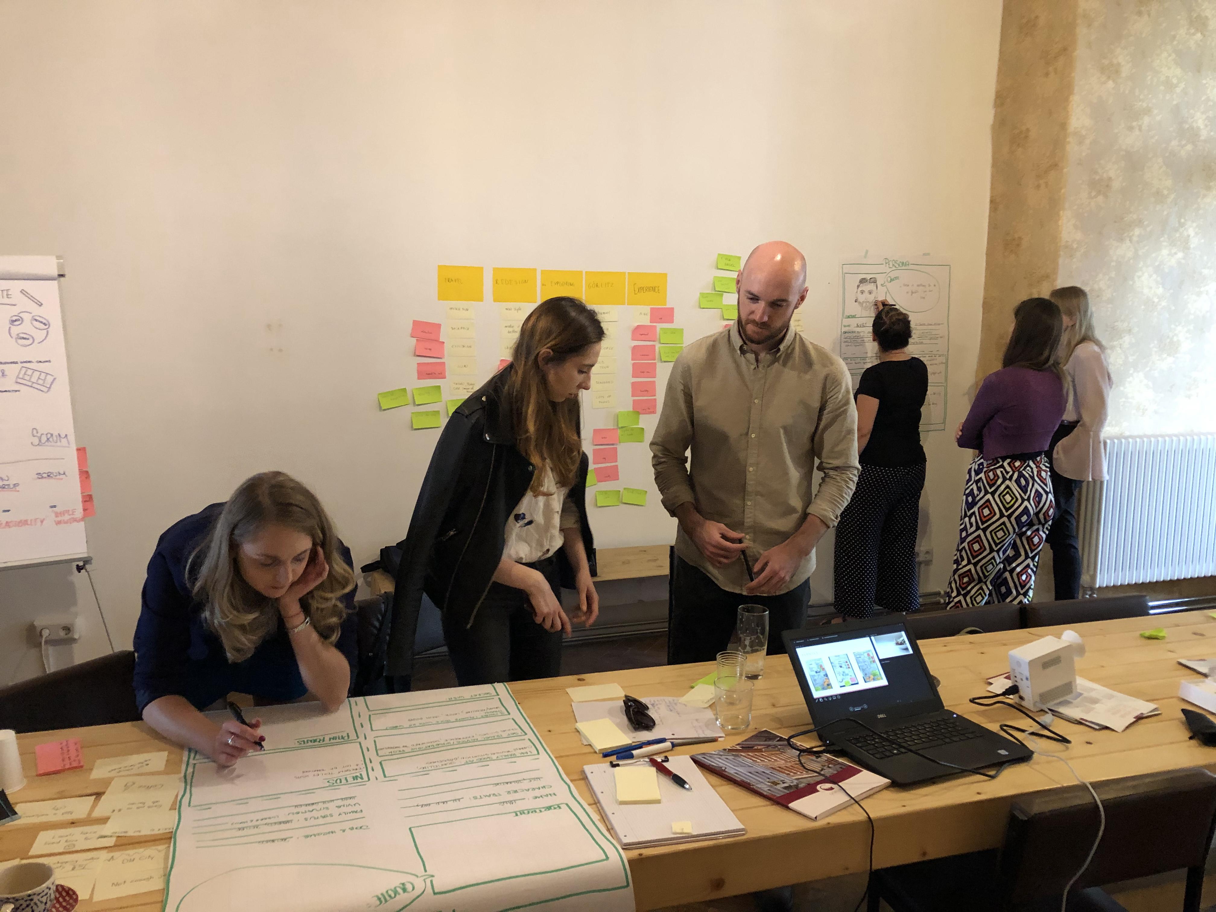 Design Thinking Einführung