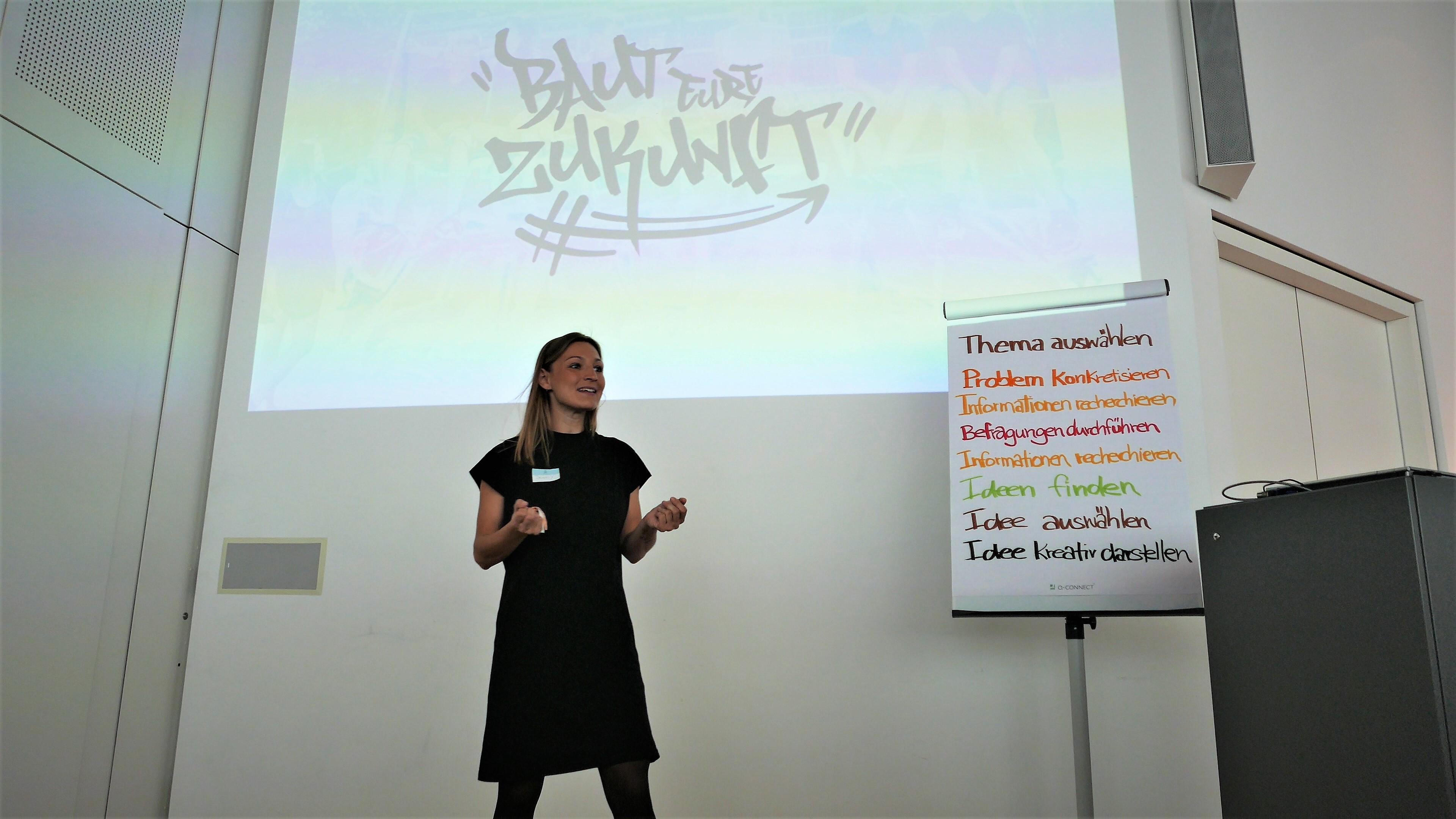Design Thinking für Schüler*innen