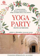 Yoga Party Natale 2019