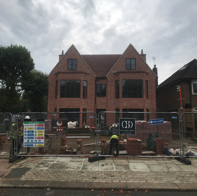 South London - Residential New Build