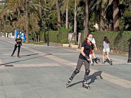 Deporte en la Comunitat Valenciana: Sanitat plantea permitir solo el deporte al aire libre