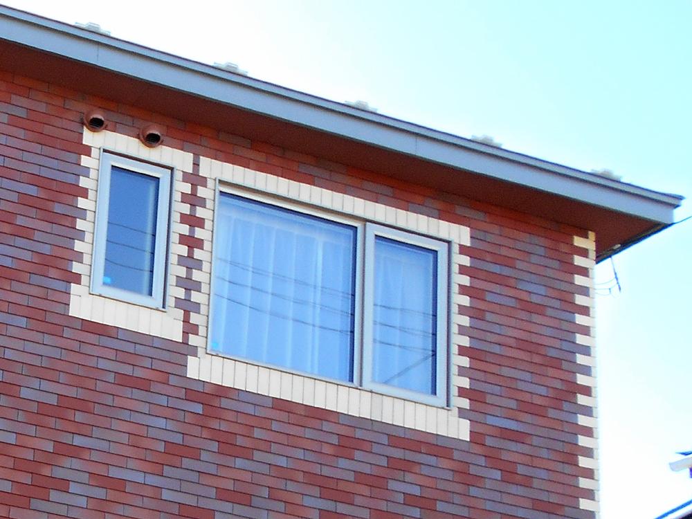 窓廻りタイル