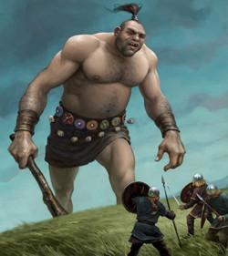 Saxon giant